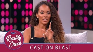 Evelyn Lozada Reveals Which 'Basketball Wives' Costar She Thinks Is A Liar | PeopleTV