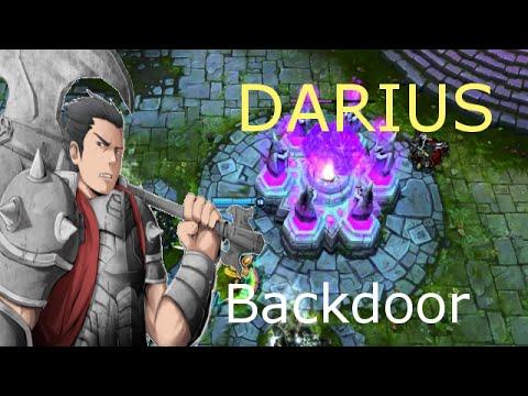 League of Legends Backdoor - Darius by Lord Philip IV aka Filip
