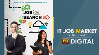 IT Job Market in Sri Lanka - ITN Digital with LK Domain Registry Thumbnail