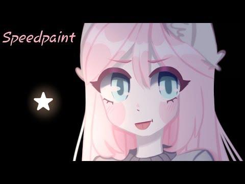Gift for Yuki Wolfire ||Speedpaint||