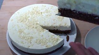 Очень легкий рецепт муссового торта