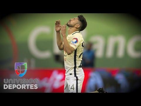 """Oribe Peralta se despidió con un """"Hat-Trick"""" antes de ir a los Juego Olímpicos"""