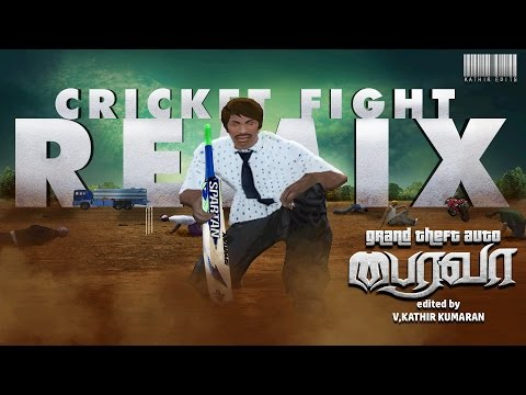 Grand Theft Auto - San Andreas - Bairavaa Cricket Fight Remix