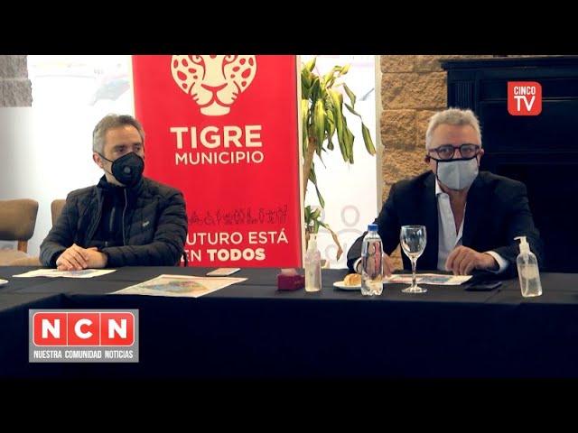 """CINCO TV - El barrio San Jorge pasa a la fase de """"vigilancia activa intensificada"""""""