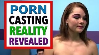 Porn Casting Disturbing Reality Revealed. Ex Porn Star Danny Austin Interview w/ AntiPornography.org