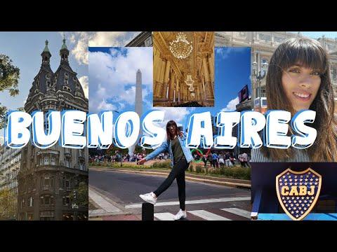 BUENOS AIRES Argentina | Crónica de mi viaje