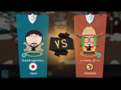 SouthPark Phone Destroyer Asia PvP Series #7