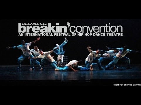 Breakin convention at Royal Centre Nottingham - Platypus UK