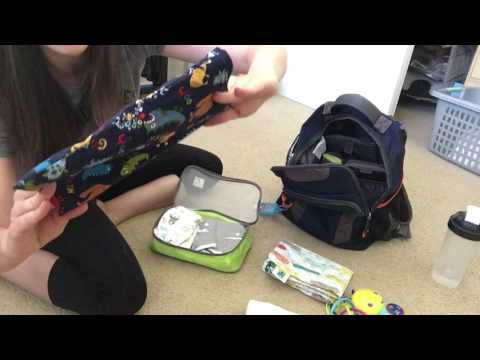 Columbia Diaper Bag *REVIEW*