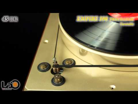 EMPIRE TROUBADOR 398 Transcription Turntable - YouTube