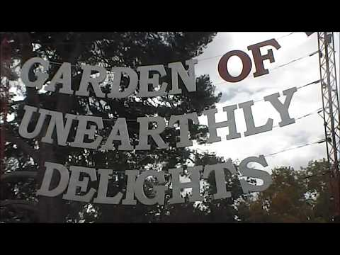 The Garden of Unearthly Delights Adelaide 2016