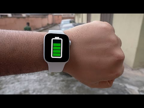 7 Tips For AMAZING Apple Watch Battery Life (Series 5)