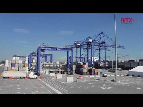 Inaugura Guatemala moderna instalación portuaria en el Pacífico