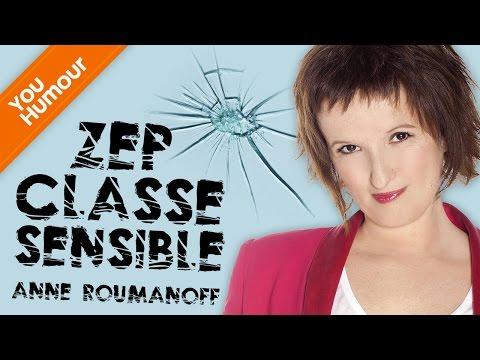 Anne ROUMANOFF, Classe sensible