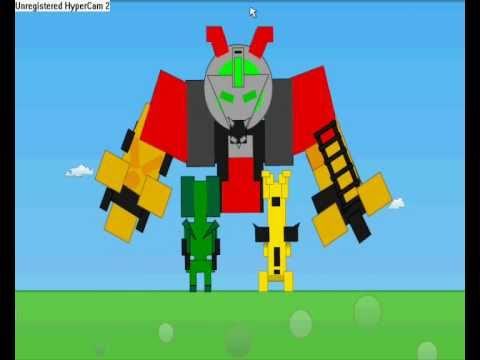 My Incredibots 2 Transformers