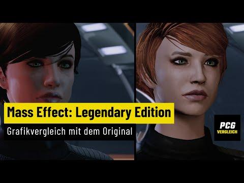 Mass Effect Legendary Edition | Grafikvergleich mit dem Original