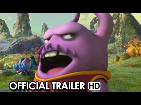Home Official Trailer - Almost Home (2014) HD