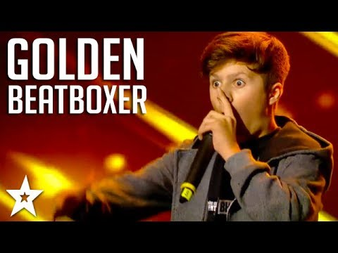 14-Year-Old BeatBoxer WINS Golden Buzzer! | Got Talent Global