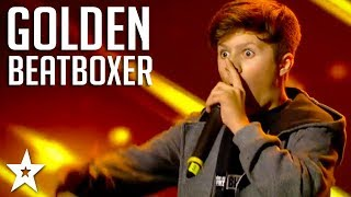 Video 14-Year-Old BeatBoxer WINS Golden Buzzer! | Got Talent Global download MP3, 3GP, MP4, WEBM, AVI, FLV Januari 2018