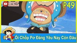 Khoảnh khắc hài hước không thể bỏ qua One Piece P49 | Jony OP