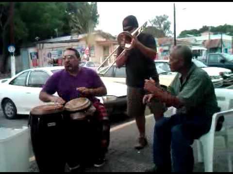 Salinas Puerto Rico / Edgardo Luis ( Guty ) Trombon con La Gente
