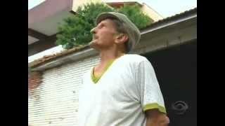 RBS TV 50 Anos - Relembre a História do Disco Voador que Sobrevoou Passo Fundo-RS 16/12/2012