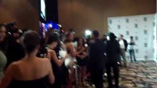 BMI- Latin Awards 2013 - Red Carpet - Aspects - press e invitados - 3/21/13 --