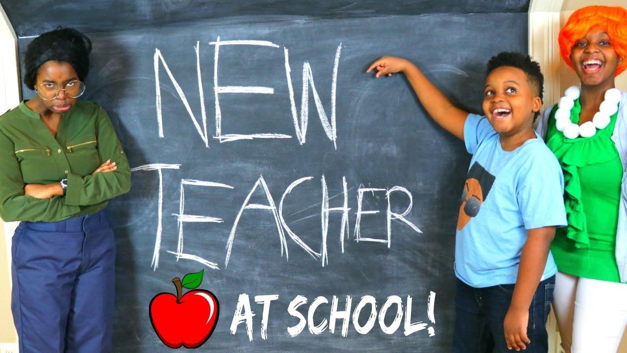 new teacher at school onyx team youtube