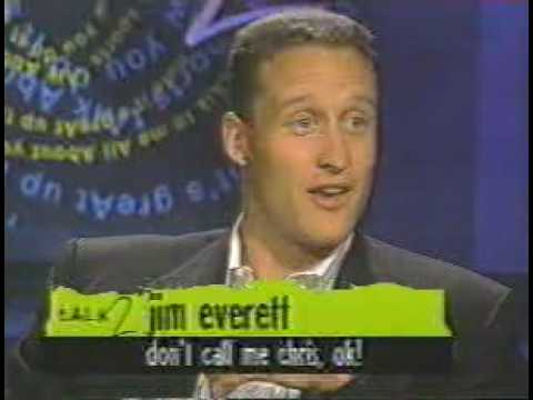 Jim Rome gets attacked by Jim Everett