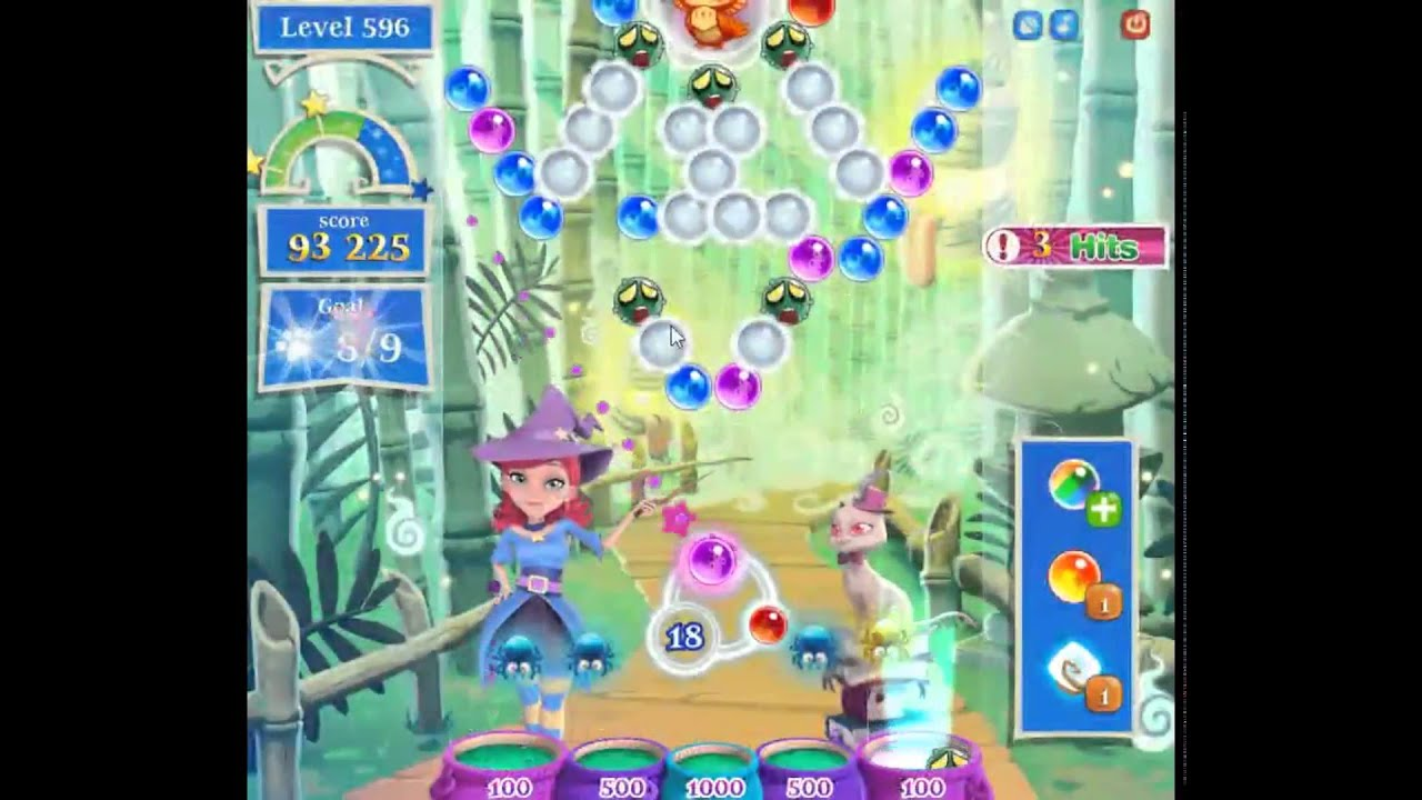 bubble witch saga 2 cheats for android
