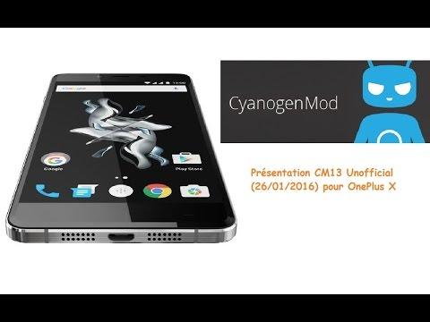 La Pause Tech : présentation CyanogenMod 13 sur OnePlus X