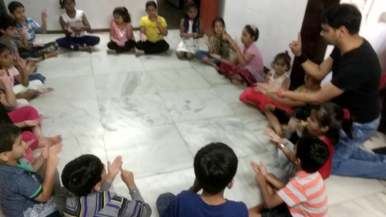 Kids Acting Theatre Workshop by Cadence Theatre Mumbai