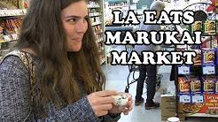 LA Eats: Shianna Goes To Marukai Market