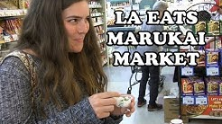 LA Eats: Shianna Goes To Marukai Market