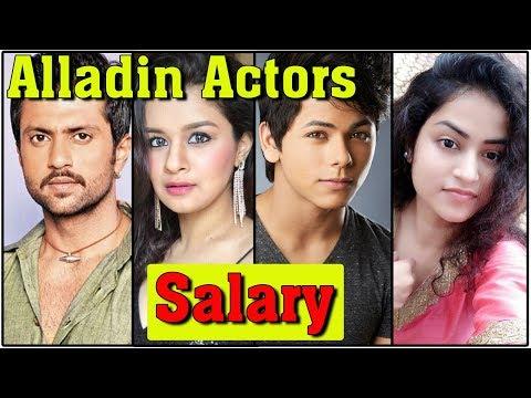 Per Episode Salary of Alladin-Naam Toh Suna Hoga-Sab TV Show