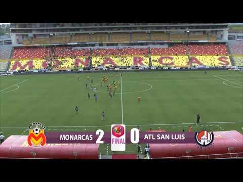 Liga MX Femenil: Monarcas Morelia Vs San Luis