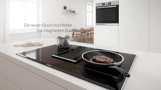 Bếp từ Bosch  model mới nhất 2018