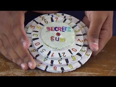Secret Sum | Maths Project |