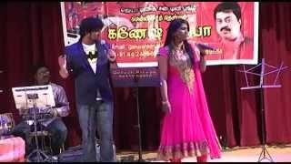 Super Singer DIWAKAR, SONIA & GANESH KIRUPA