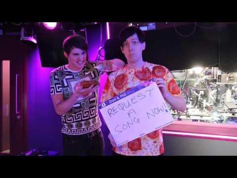 Dan and Phil radio show 31.03.14