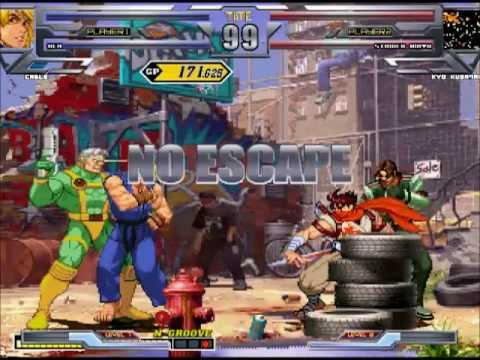 Street Fighter VS KING of Fighters VS MvCap 2011 - HD PC ...