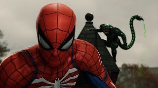 Spiderman PS4 - Scorpion Poisons Spider-Man