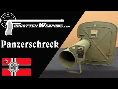 Panzerschreck: Germany Makes a Bazooka