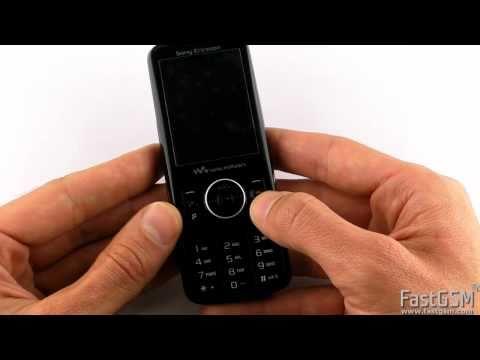 Sony Ericsson Spiro W100 Phone Lock Code Reset