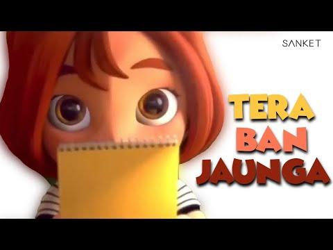 tera-ban-jaunga-||-sanket-||-animated-video