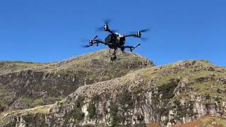 Tetra Drones - Bespoke UAV Developers