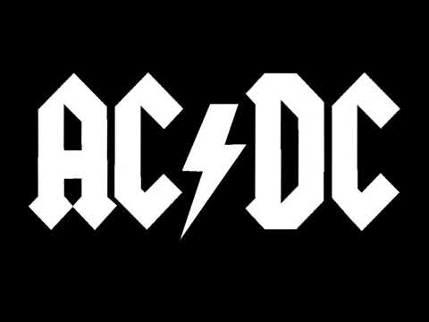 AC DC - Hell's Bells Backing Track