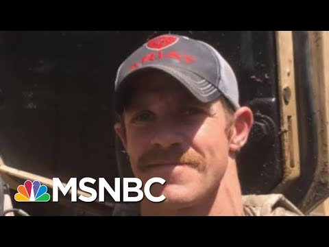 Shocking Testimony about SEAL Championed by Trump Leaked to NYT | Rachel Maddow | MSNBC