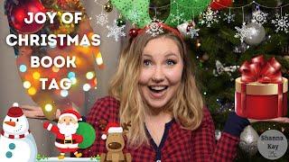 Joy of Christmas Book Tag 🎄🎅