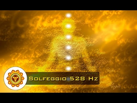 Solfeggio 528 hz DNA Repair Frequency Healing Solar Plexus Chakra Meditation | Cell Regeneration